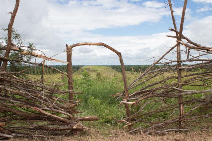 Prairie Sculpture